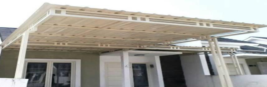 ukuran besi hollow untuk rangka atap