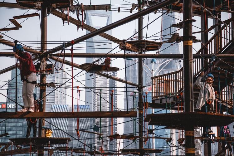 Pentingnya Scaffolding dalam Aktivitas Konstruksi