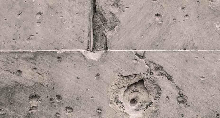cara menambal dak beton dari bawah
