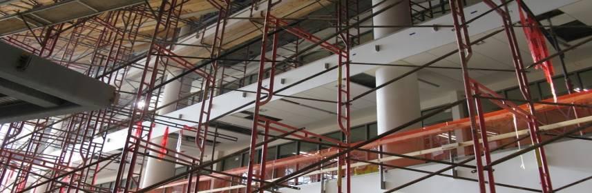 bagian bagian scaffolding dan fungsinya