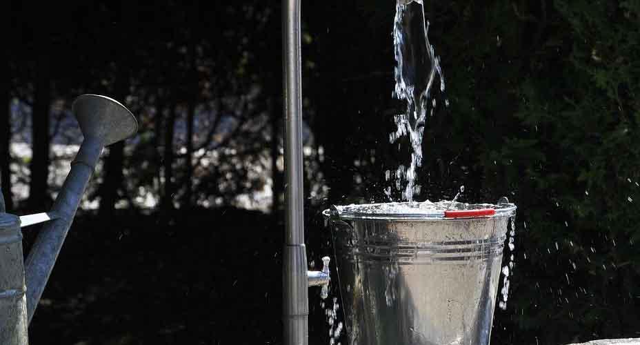 Langkah dan Saran Penempatan Tandon Air