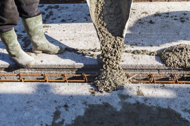 rumus campuran beton