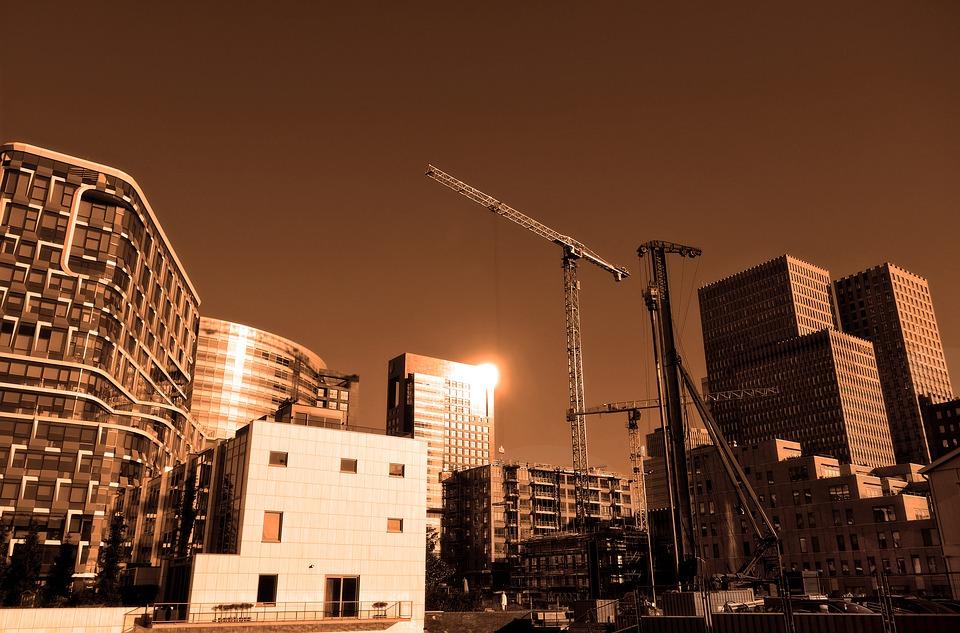 tahapan pekerjaan konstruksi bangunan