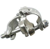 British Drop Forged Fixed Clamp