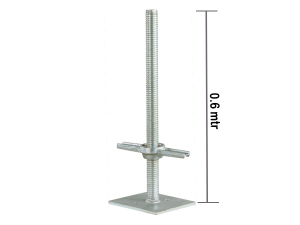 Jack Base Scaffolding 60 cm D 32 mm