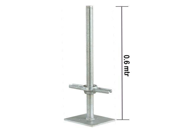 Jack Base Scaffolding 60 cm D 32 mm