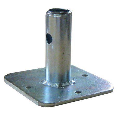Base Plate Scaffolding
