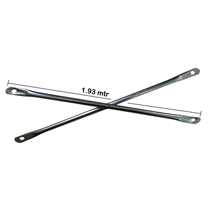 Cross Brace 1.93 Galvanized