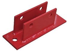 Base Plate Monas Base 10 mm