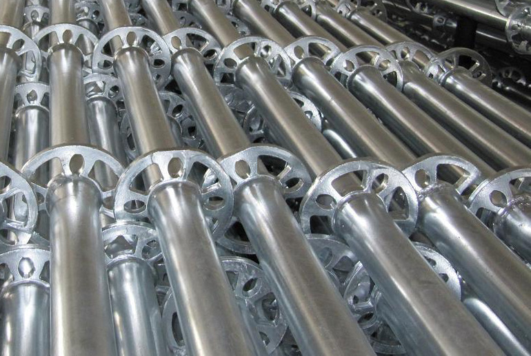 RING LOCK SCAFFOLDING GALVANIZED
